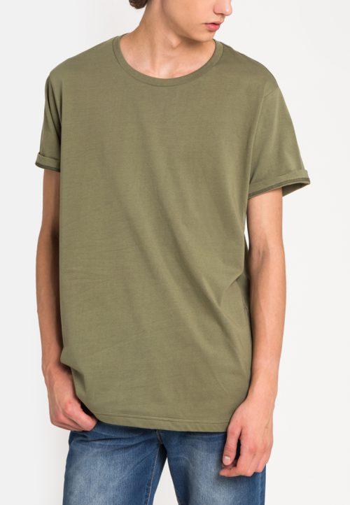 เสื้อยืดผู้หญิง Everyday Oversize (เขียว)