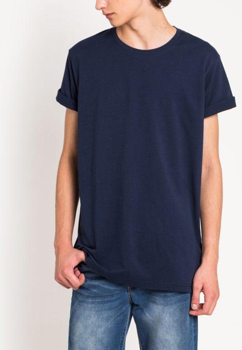 เสื้อยืดผู้ชาย Everyday Oversize (น้ำเงิน)