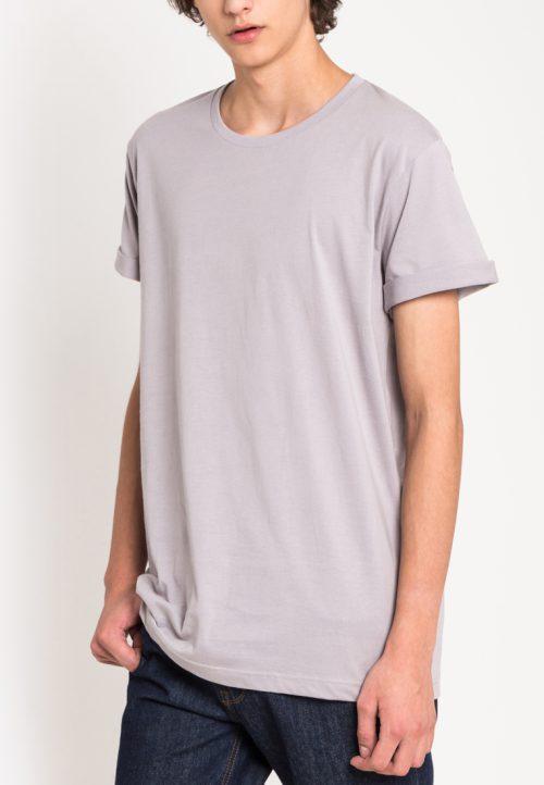 เสื้อยืดผู้ชาย Everyday Oversize (เทา)