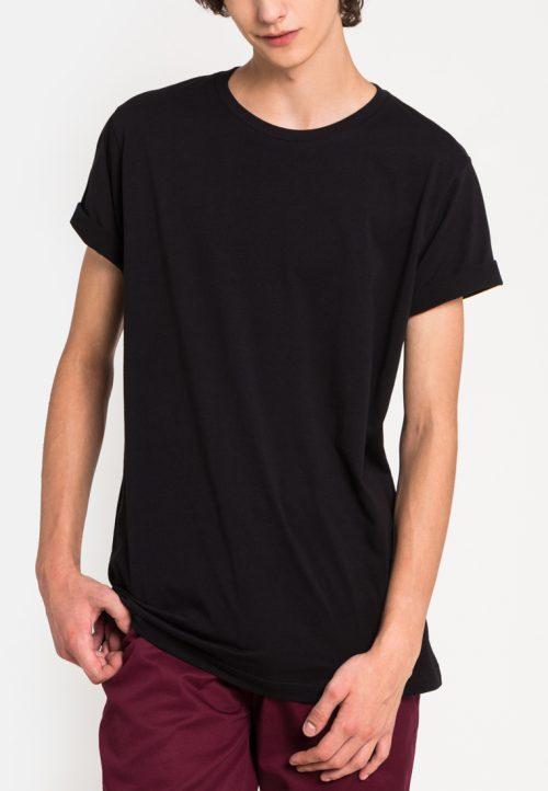 เสื้อยืดผู้ชาย Everyday Oversize (ดำ)