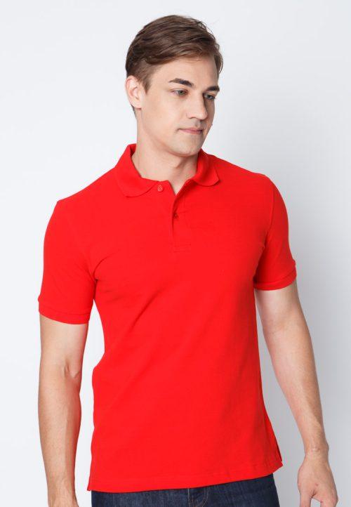 เสื้อ้โปโลผู้ชายสีส้มเว็บเสื้อผ้าแฟชั่น MAXTEEN
