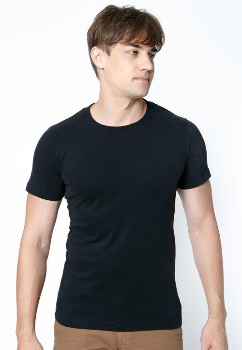 เสื้อยืดผู้ชายสีดำ เว็บเสื้อผ้าแฟชั่น MAXTEEN
