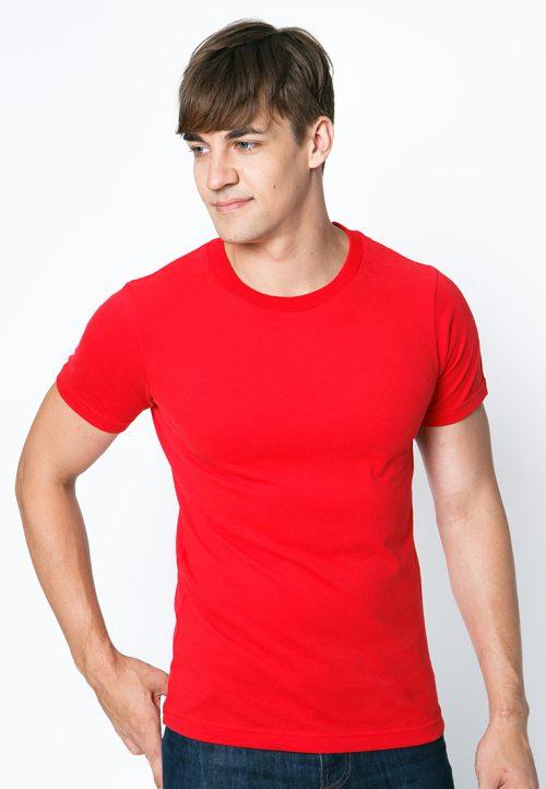 เสื้อยืดผู้ชายสีแดง เว็บเสื้อผ้าแฟชั่น MAXTEEN