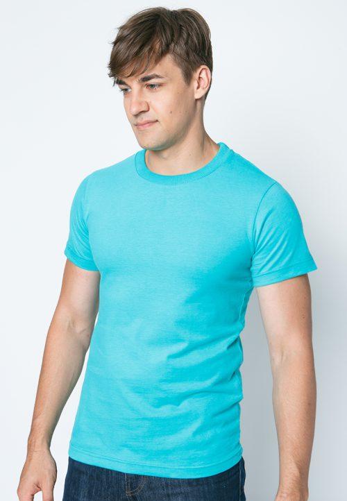 เสื้อยืดผู้ชายสีฟ้าอ่อน เว็บเสื้อผ้าแฟชั่น MAXTEEN
