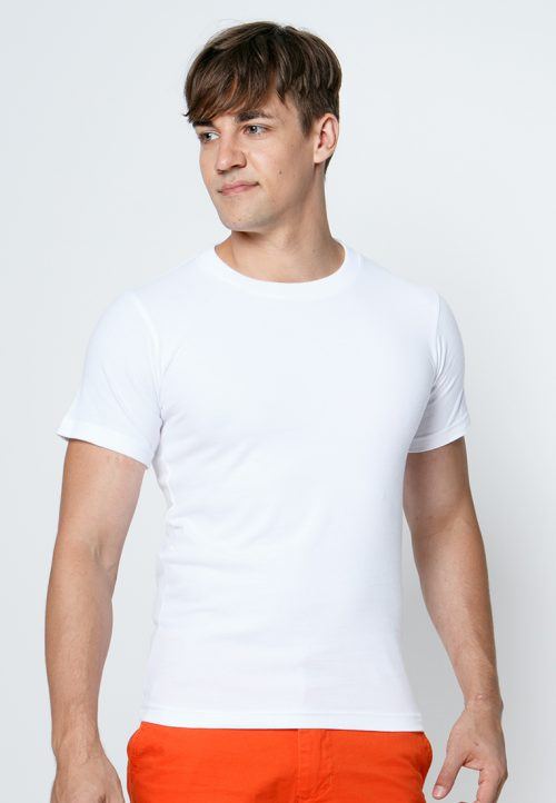เสื้อยืดผู้ชายสีขาว เว็บเสื้อผ้าแฟชั่น MAXTEEN