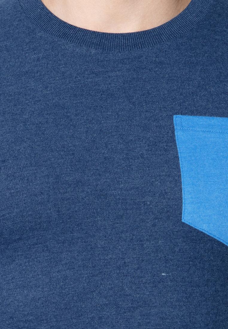 เสื้อยืดผู้ชายสีกรมท่ากระเป๋าน้ำทะเล เว็บเสื้อผ้าแฟชั่น MAXTEEN